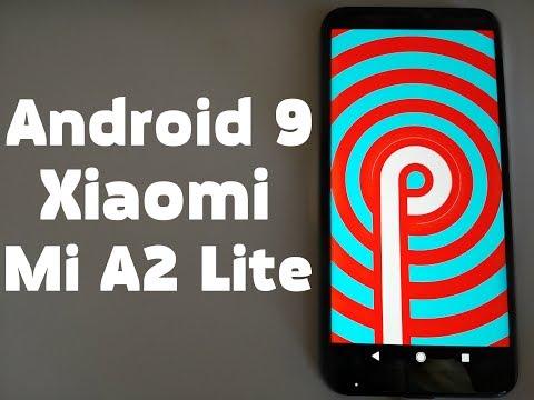 Установил Android 9 на Xiaomi Mi A2 Lite 💣ПРОСТО БОМБА