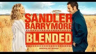 Blended Blu Ray + DVD Combo Pack Unboxing + Trailer