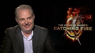 Francis Lawrence Talks To TODAY About The Hunger Games: Catching Fire