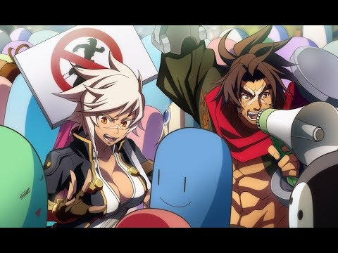 Blazblue: Chronophantasma (Extend Gag - Bullet's Recruitment)