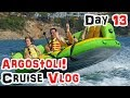 Mark and Dave's Excellent Cruise Adventure - ARGOSTOLI AMNESIA! DAY 13