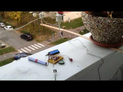 Wind sensors