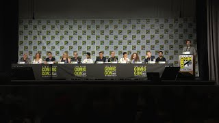 Star Trek: Discovery 2017 Comic-Con Panel - Part Five