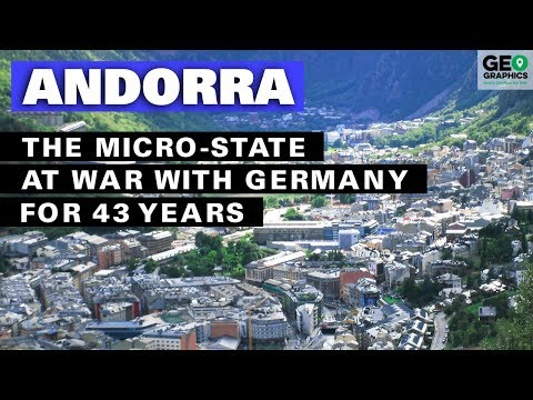 Andorra: The Micro State at War with Germany for 43 Years