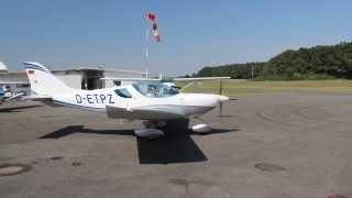 Probefliegen einer Czech Sport Aircraft PS-28 Cruiser im Juli 2013