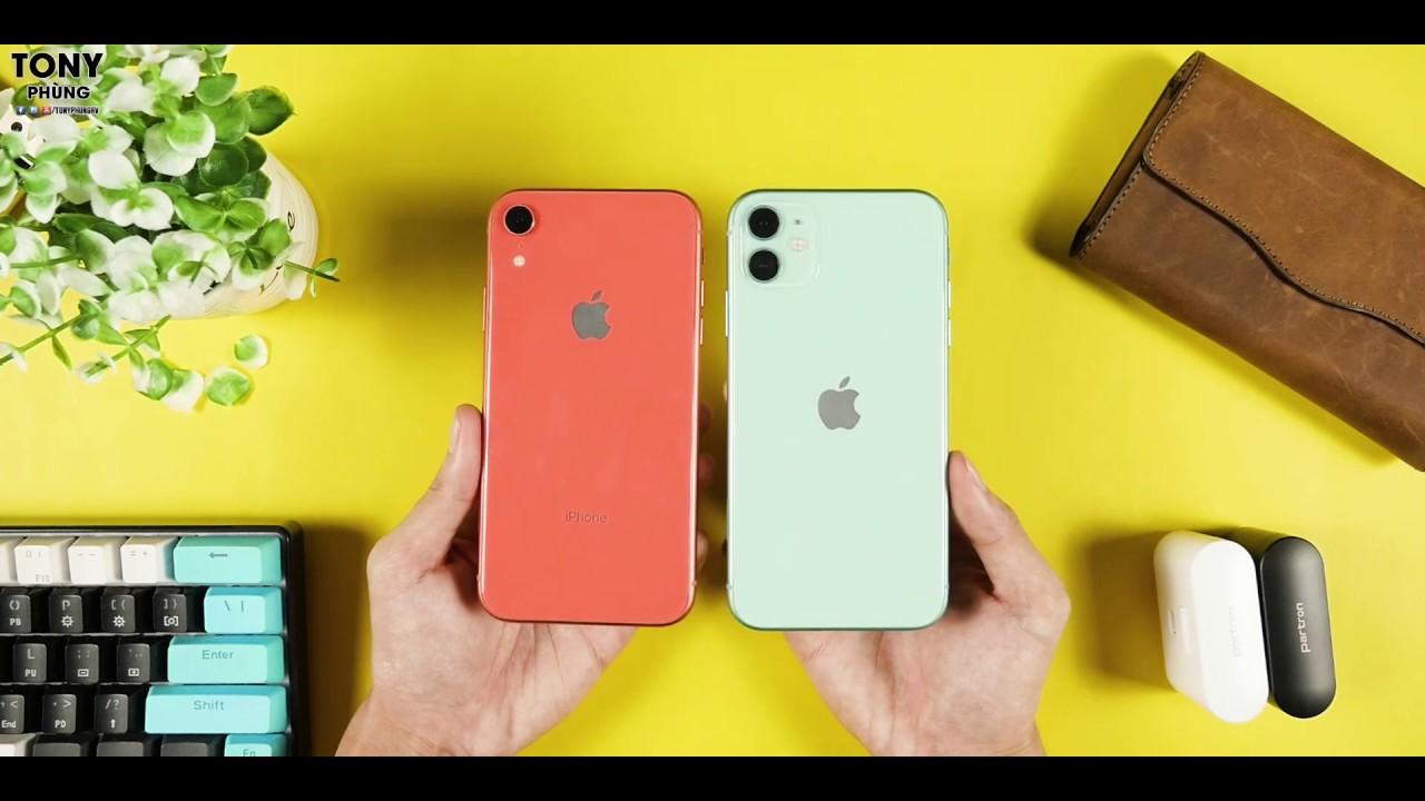 iPhone 11 vs iPhone Xr - Nâng cấp có đáng với giá chênh lệch?