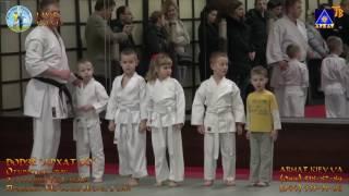 Открытый урок. 0-я, подготовительная группа [дети до 6 лет] (18.12.2016)