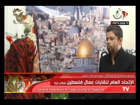 TV PGFTU GAZA Noticias Palestinas