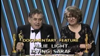 Documentary Winners: 1992 Oscars