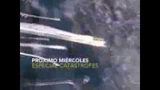 Especial catástrofes por el canal SPACE en la TV de Claro