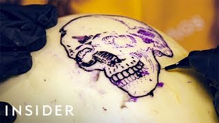 Workshop Lets You Be A Tattoo Artist For A Night thumbnail