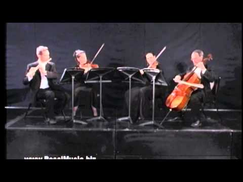 Los Angeles Wedding String Quartet- Handel Air from Water Music