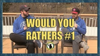 Brews On The Balcony - Ep. 4 | Would You Rathers (#1)