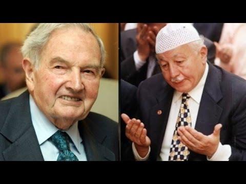 Erbakan, David Rockefelleri Böyle...