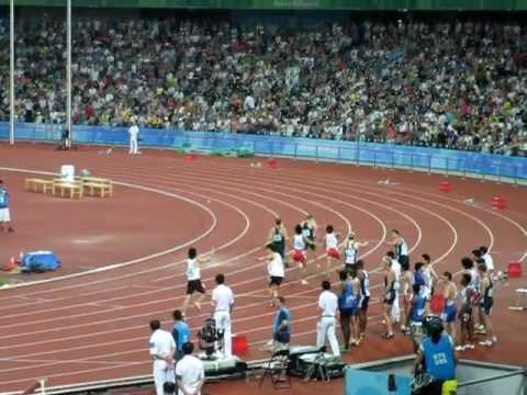 World Student Games Shenzhen 4x400m relay men final