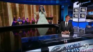World News Tonight 08/14/2018 Aretha Franklin
