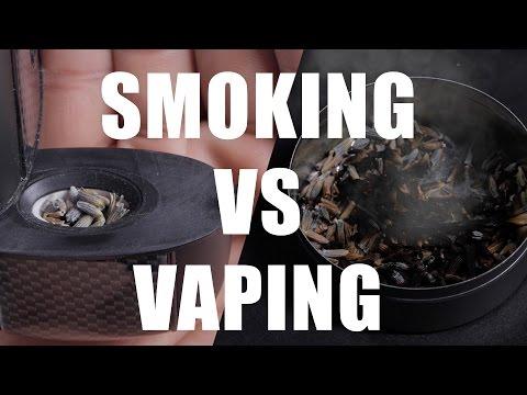 Vaporization VS Combustion – DaVinciVaporizer.com