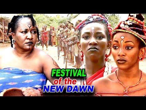 FESTIVAL OF THE NEW DAWN SEASON 1&2 FULL MOVIE - GENEVIEVE NNAJI 2021 LATEST NOLLYWOOD EPIC MOVIE