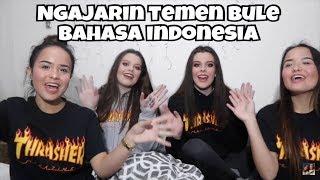 Ngajarin Temen Bule Bahasa Indonesia