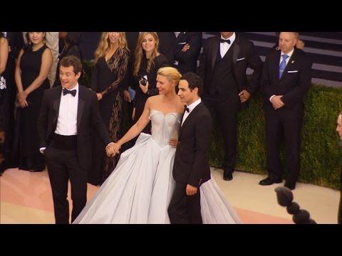 Zac Posen Reveals How He Invented Claire Danes' Light-Up Met Gala Gown