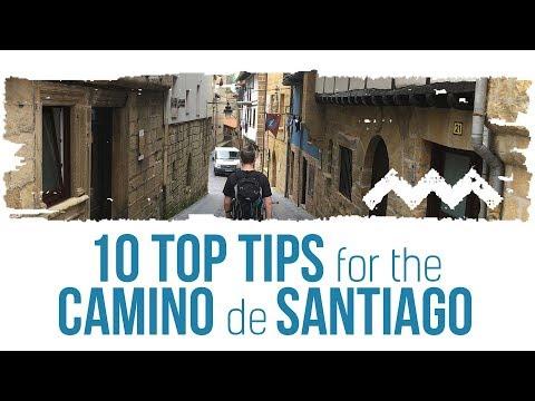 10 Top Tips for Walking the Camino de Santiago