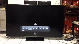 VIZIO E601i-A3 60-Inch Razer LED Smart TV