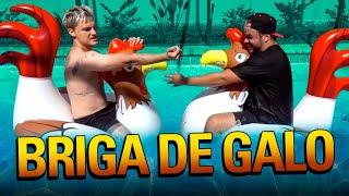 DESAFIO DA GALINHA DE ÁGUA EM ORLANDO thumbnail