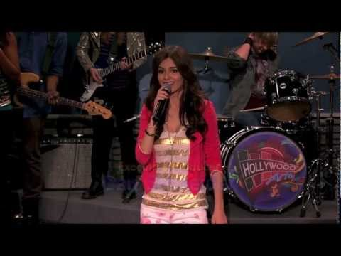 Victoria Justice - Bad Boys [Perfomance] [From
