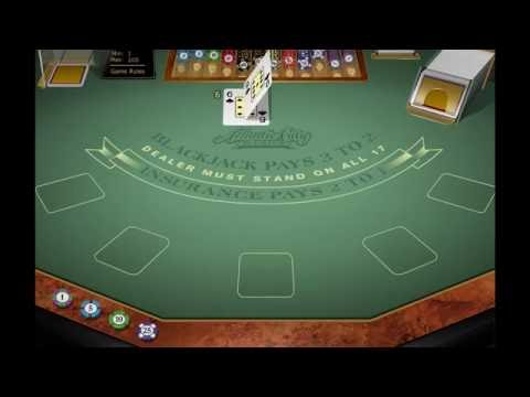 ATLANTIC CITY BLACKJACK GOLD online free casino SLOTSCOCKTAIL microgaming