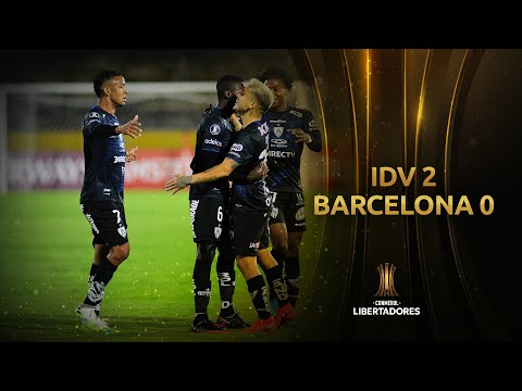 Independiente del Valle Barcelona SC Goals And Highlights