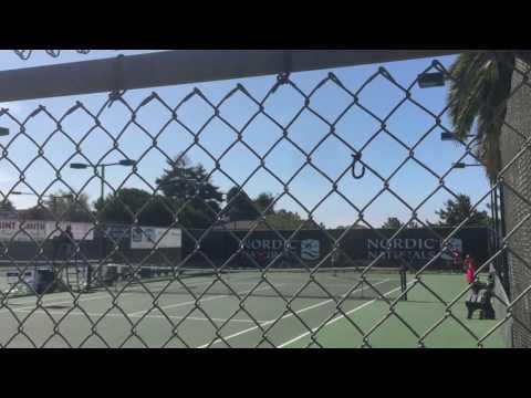 Cameron Norrie vs Dean O'Brien 2016 Aptos Challenger
