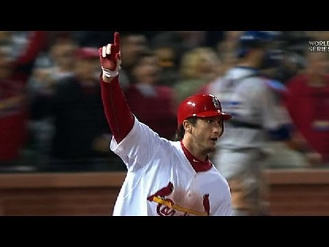 WS2011 Gm6: Freese's walk-off shot sends it to Game 7