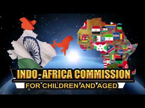 Indo Africa Commission for Children and Aged | English