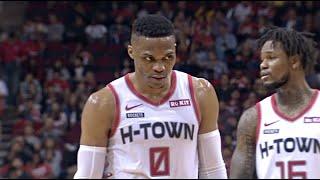 Atlanta Hawks vs Houston Rockets - 1st Half Highlights   November 30, 2019   NBA 2019-20