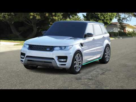 2017 Range Rover Sport | Auto Access Height | Land Rover USA