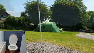 Caravan And Camping Club   Cheddar Mendip Heights