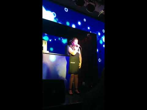 Elsa M singing Christine McVie's Songbird in Melbourne 2017