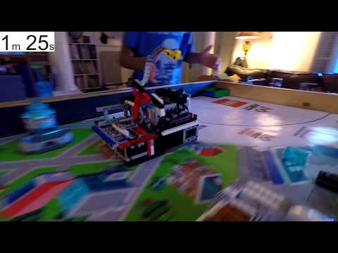 Download Youtube: FLL Hydrodynamics 275 Points of (315 Max) - Practice Run