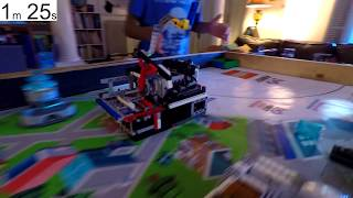 FLL Hydrodynamics 275 Points of (315 Max) - Practice Run