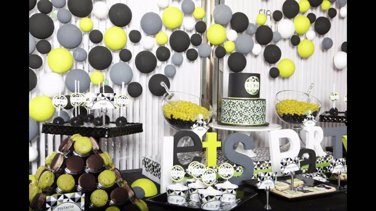 Birthday ideas for husband - YouTube