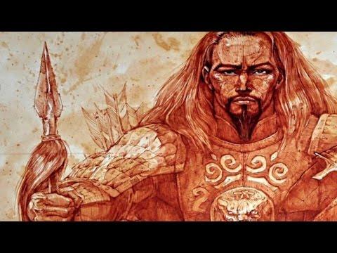 Papaya Diz Çöktüren Hun İmparatoru Attila
