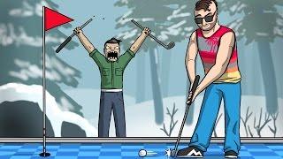 Mini Golf Rage! (Tower Unite Funny Moments)