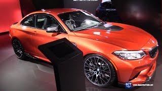 2019 BMW M2 Competition Series - Exterior and Interior Walkaround - 2018 LA Auto Show