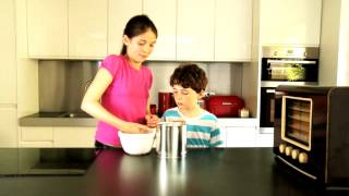 How to Make Ice Cream - The Kids Only Cookbook