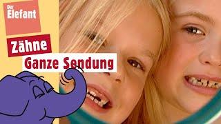 Die Sendung mit dem Elefanten - Zähne | WDR