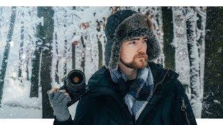 Зимняя Съёмка - Что НУЖНО знать!?