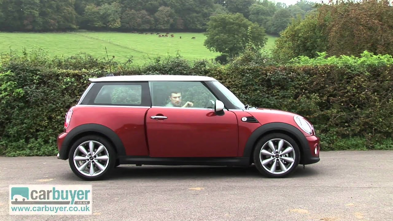 3f549a97416d MINI Cooper hatchback review - Carbuyer - YouTube