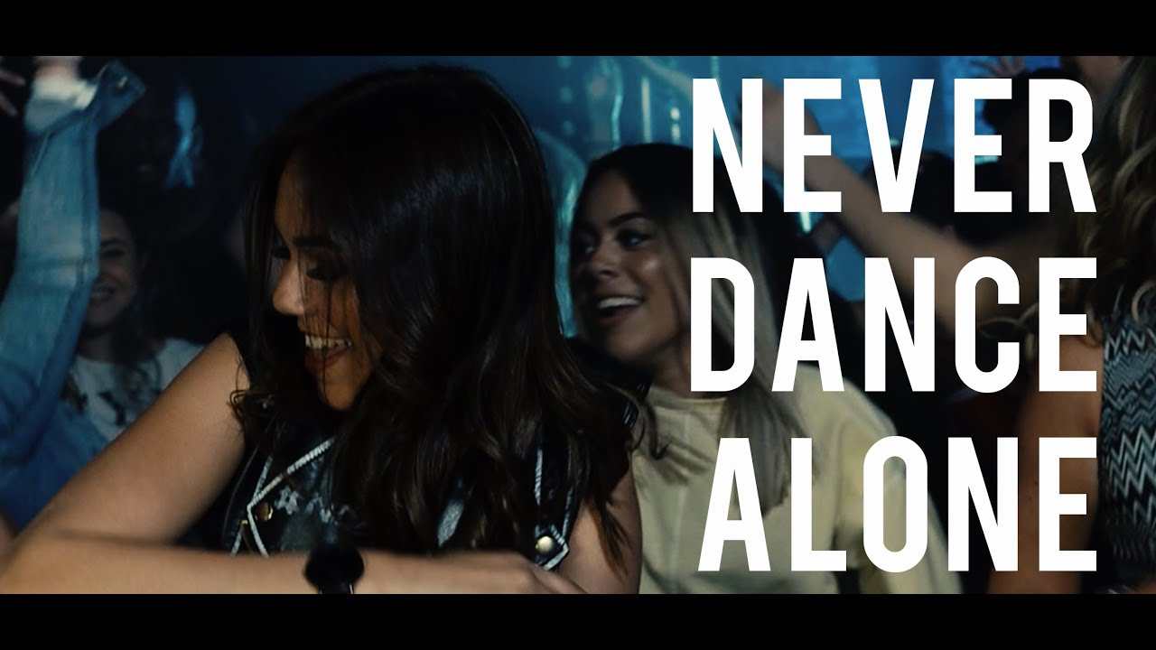 Rachel Traets - Never Dance Alone (Official Music Video)