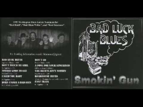 Smokin' Gun - Bad Luck Blues - 1997 - A Fool For Your Stockings - Dimitris Lesini Blues