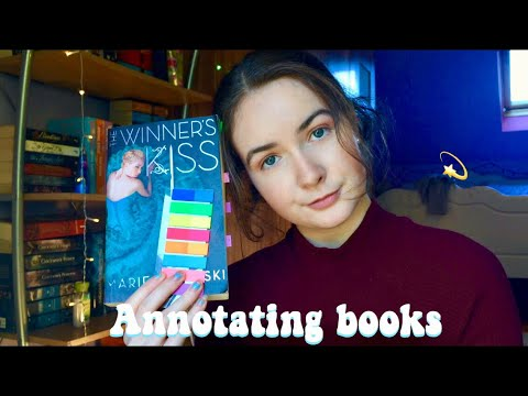 MY EXPERIENCE ANNOTATING BOOKS//FAiL